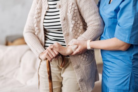 How Does a Home Care Provider Work With Patients?